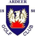 Ardeer Golf Club light logo