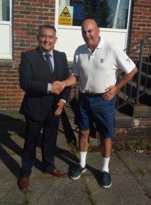 Main Club Championship (W) @ Ardeer Golf Club (White Course)