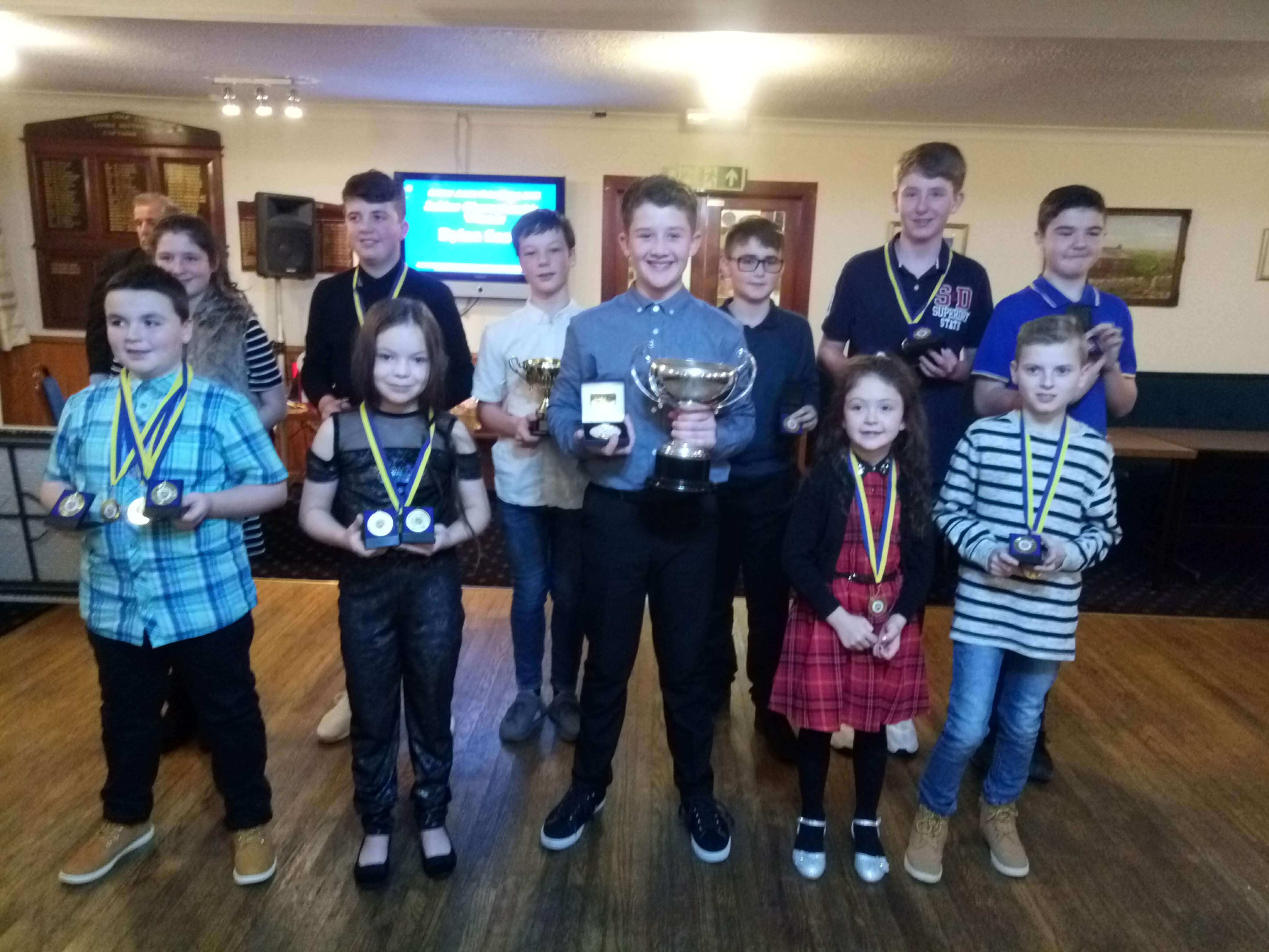 Junior Prize Winners