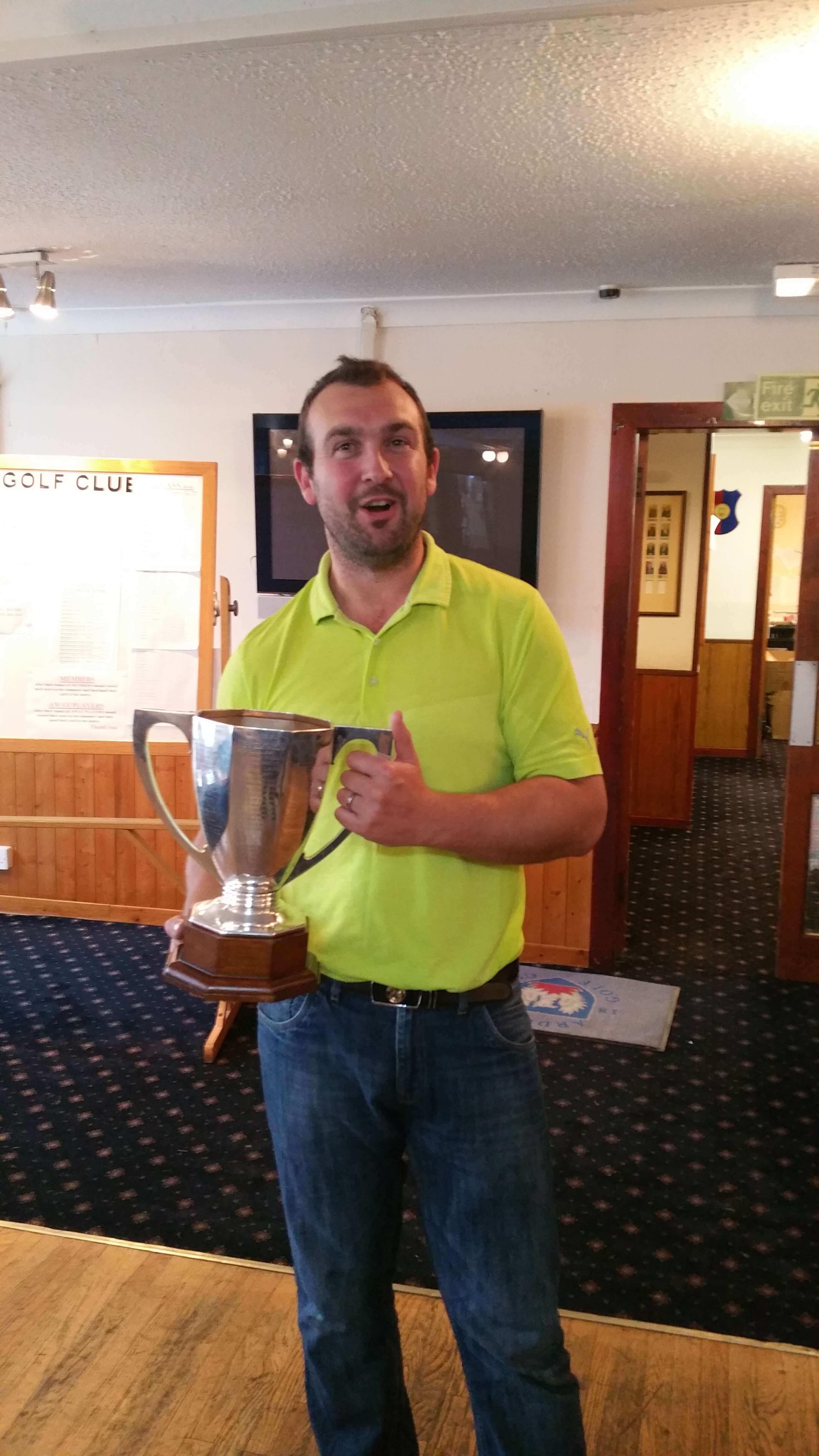 MacGilhrist Cup Winner 2018